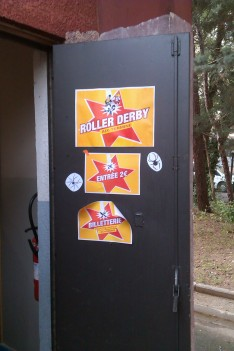 Roller derby Aix en Provence