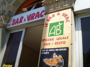 Bar à vrac