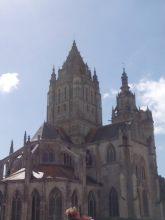 Coutances église St Pierre