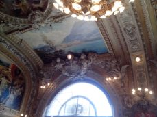 Le train bleu Gare de Lyon