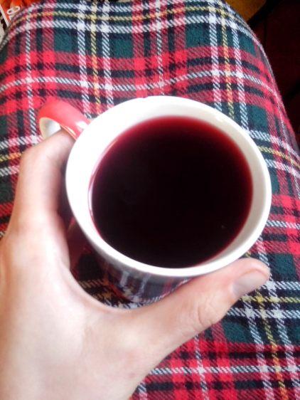 infusion fruits rouges en vrac