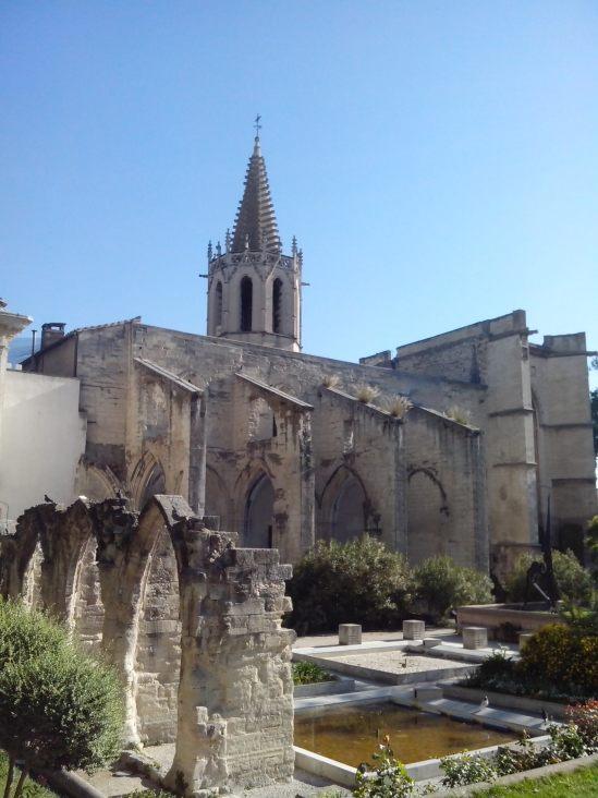 Office du Tourisme d'Avignon