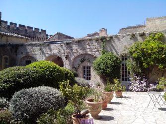 Abbaye de Villeneuve lez Avignon