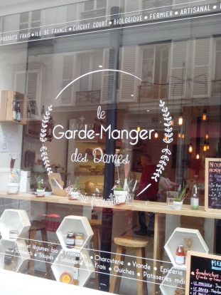 Le garde manger des Dames Paris