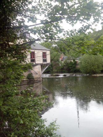 Le moulin de Chasseigne