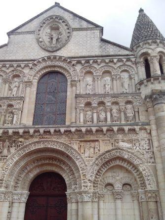 Notre dame la Grande Poitiers