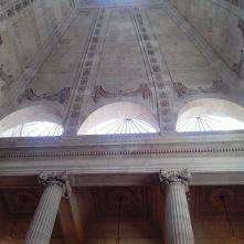 entrée du Grand Théâtre de Bordeaux