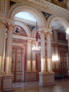 Salle de Bal Grand théâtre de Bordeaux