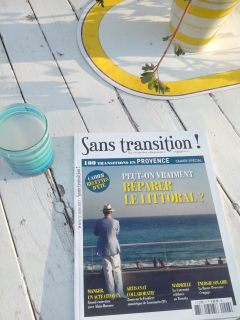 Magazine Sans Transition