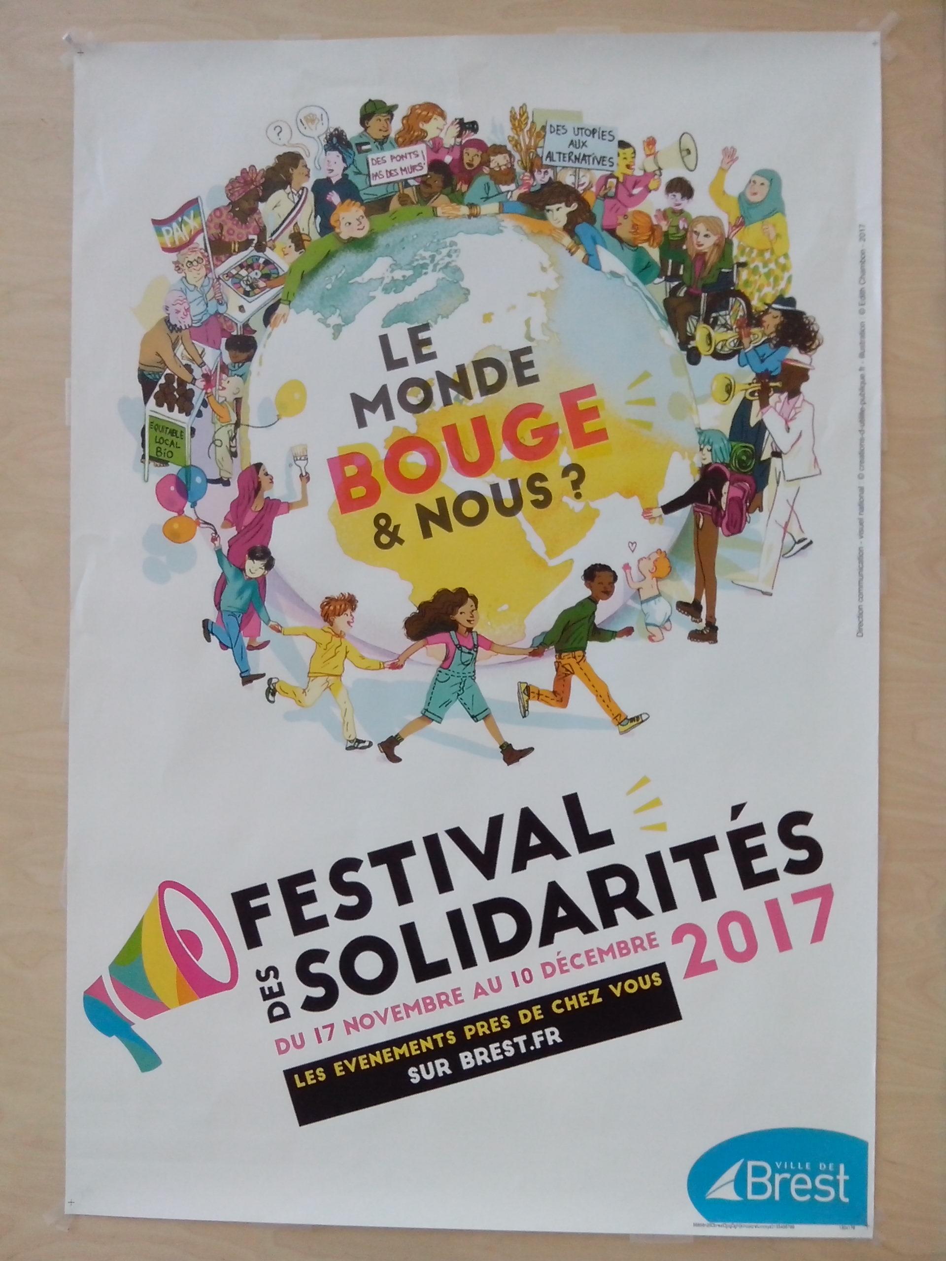 festival des solidarité Brest
