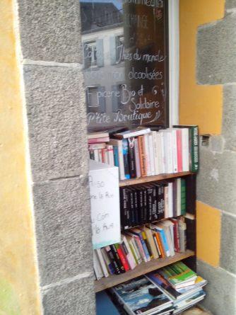 Café culturel rue Saint Malo Brest