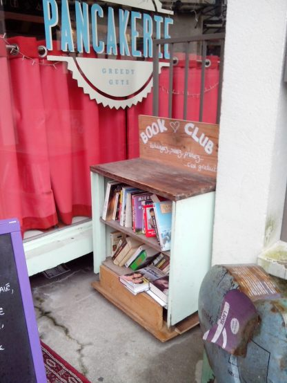 bibliothèque de rue Caen