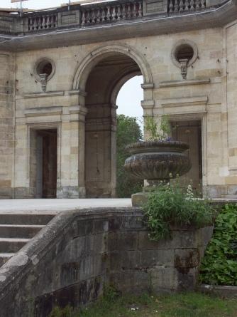 Jardin des Plantes Bordeaux