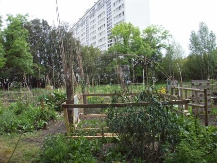 Maison de la nature et du jardinier en ville