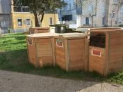 Composteur collectif Bagnères de Bigorre
