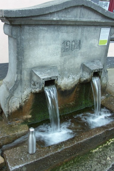 Fontaine Saint Blaize Bagnères de Bigorre