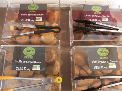 biscuit vrac fabriqué en bretagne