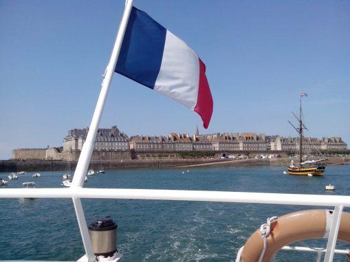 bateau bus Saint Malo Dinard