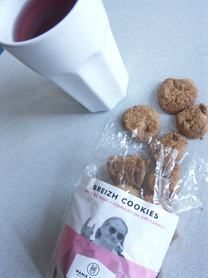 cookies sans gluten Mamie Breizh